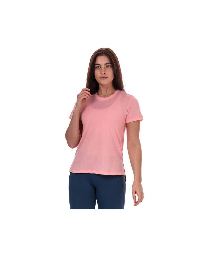 Image for Women's adidas Go-To T-Shirt in Pink