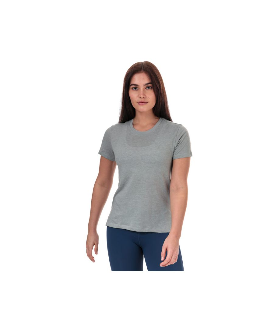 Image for Women's adidas Go-To T-Shirt in Grey Marl