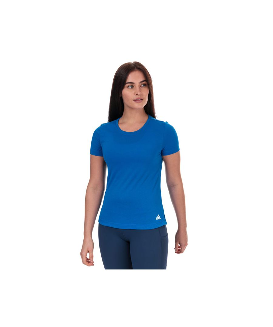 Image for Women's adidas Prime T-Shirt in Blue