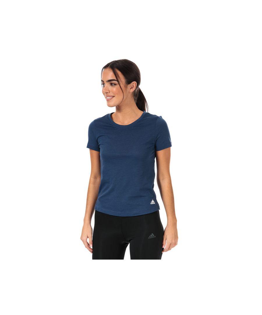 Image for Women's adidas Prime T-Shirt in Indigo