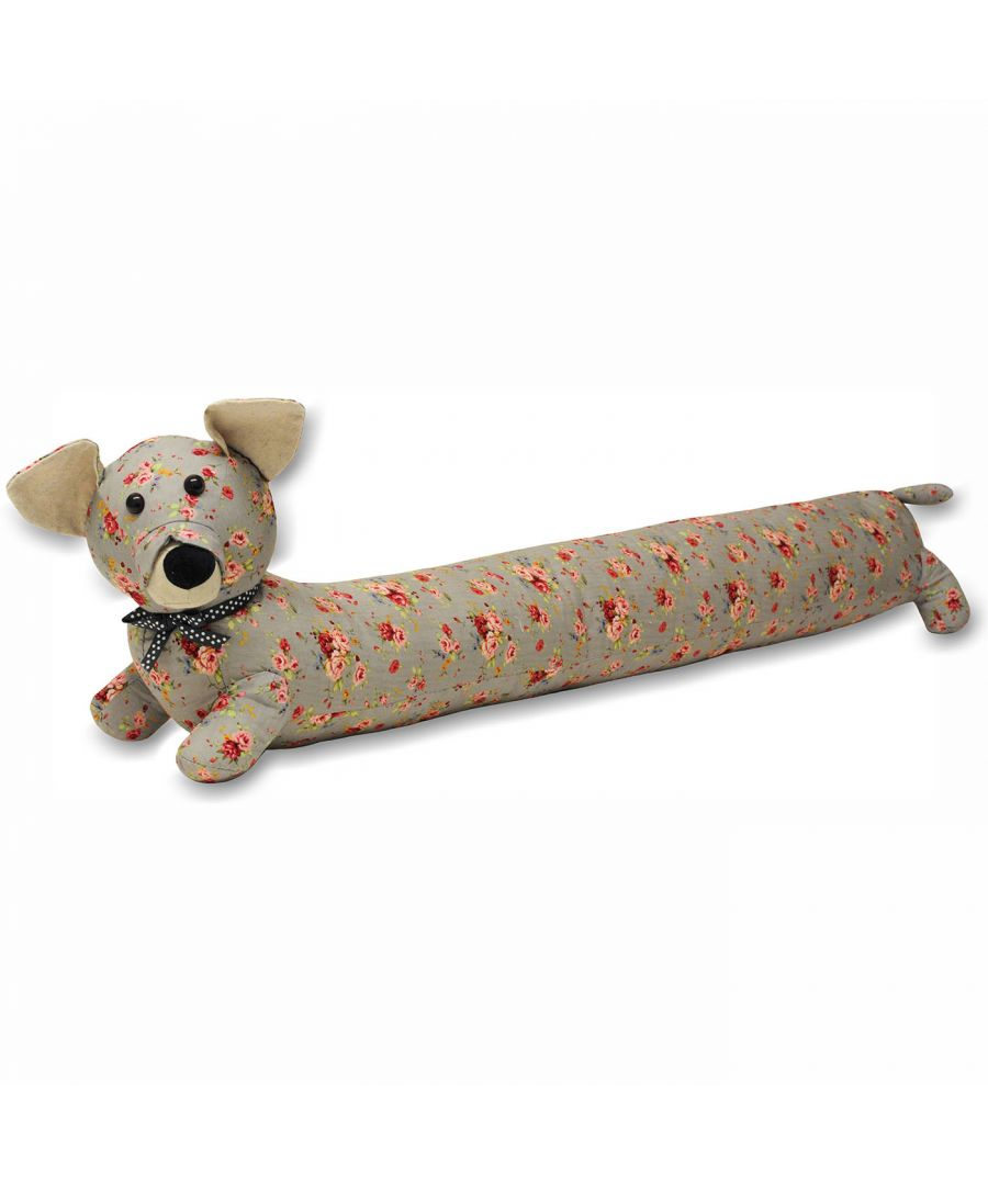 Image for Floral Dog Draught Excluder