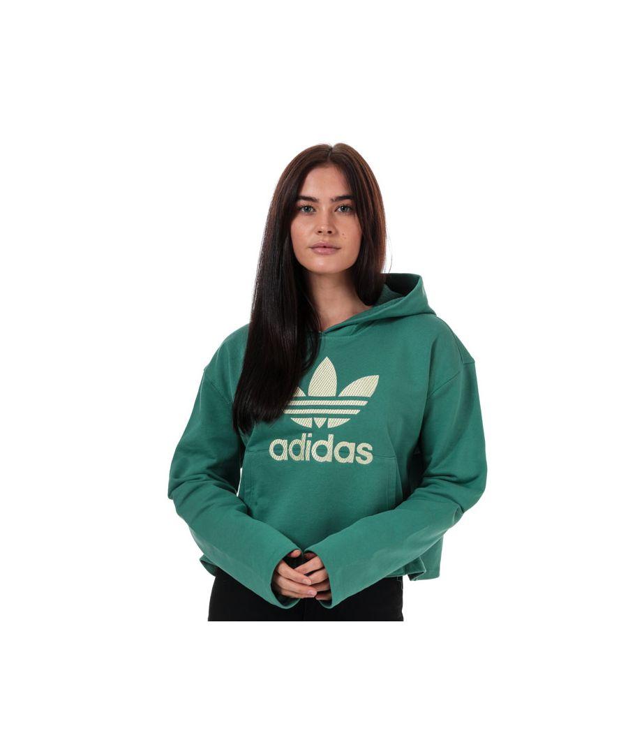Image for Women's adidas Originals Premium Hoody in Green