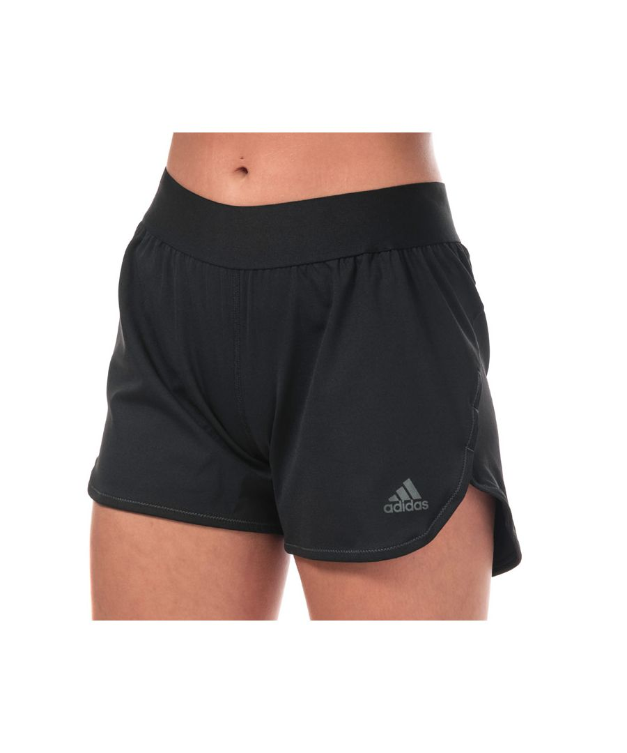 Image for Women's adidas HEAT.RDY Training Shorts in Black
