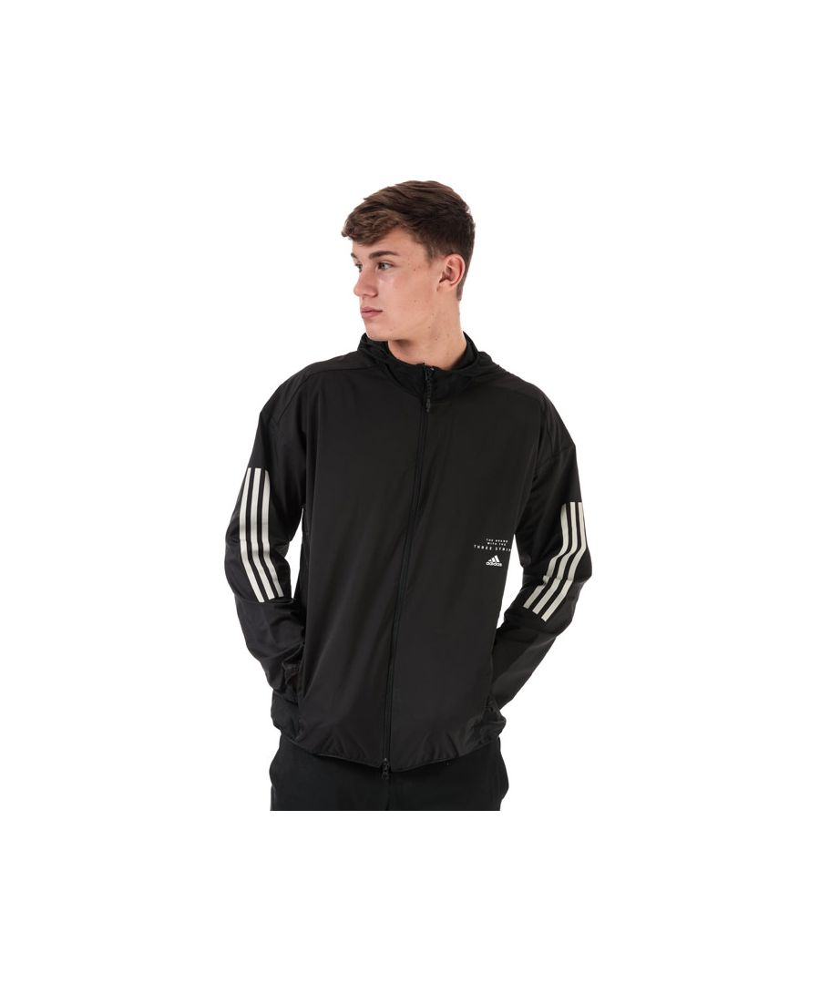 Image for Men's adidas Must Haves Jacket in Black