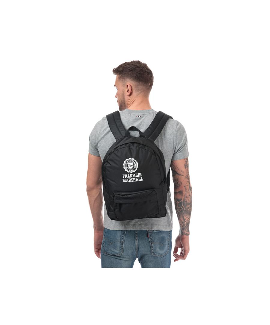 Image for Accessories Franklin And Marshall Franklin Backpack in Black