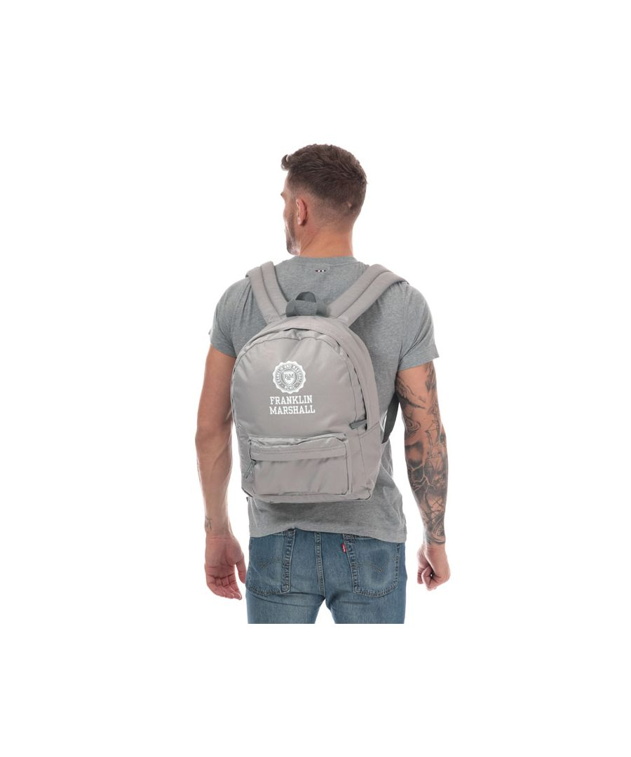Image for Accessories Franklin And Marshall Franklin Backpack in Grey