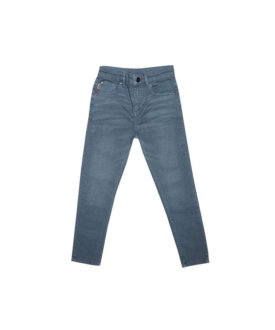 Image for Boy's Franklin And Marshall Junior Skinny Fit Jeans in Denim