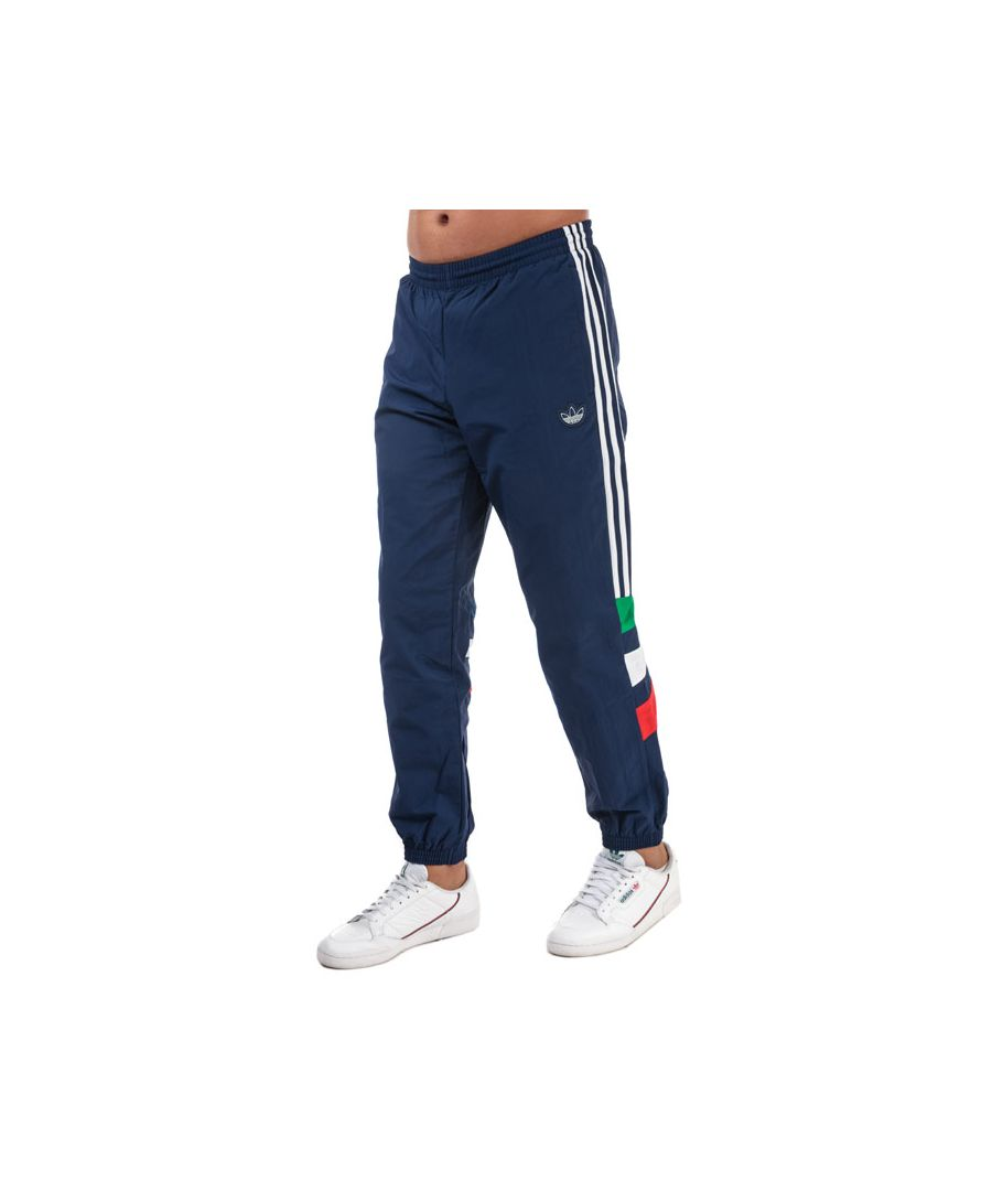 Image for Men's adidas Originals MUS Balanta 96 Track Pants in Dark Blue