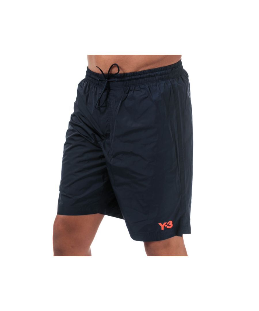 Image for Men's Y-3 Classic Terry Shorts in Navy