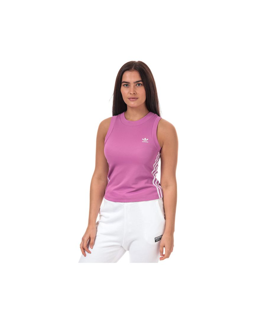 Image for Women's adidas Originals Tank Top in Lilac