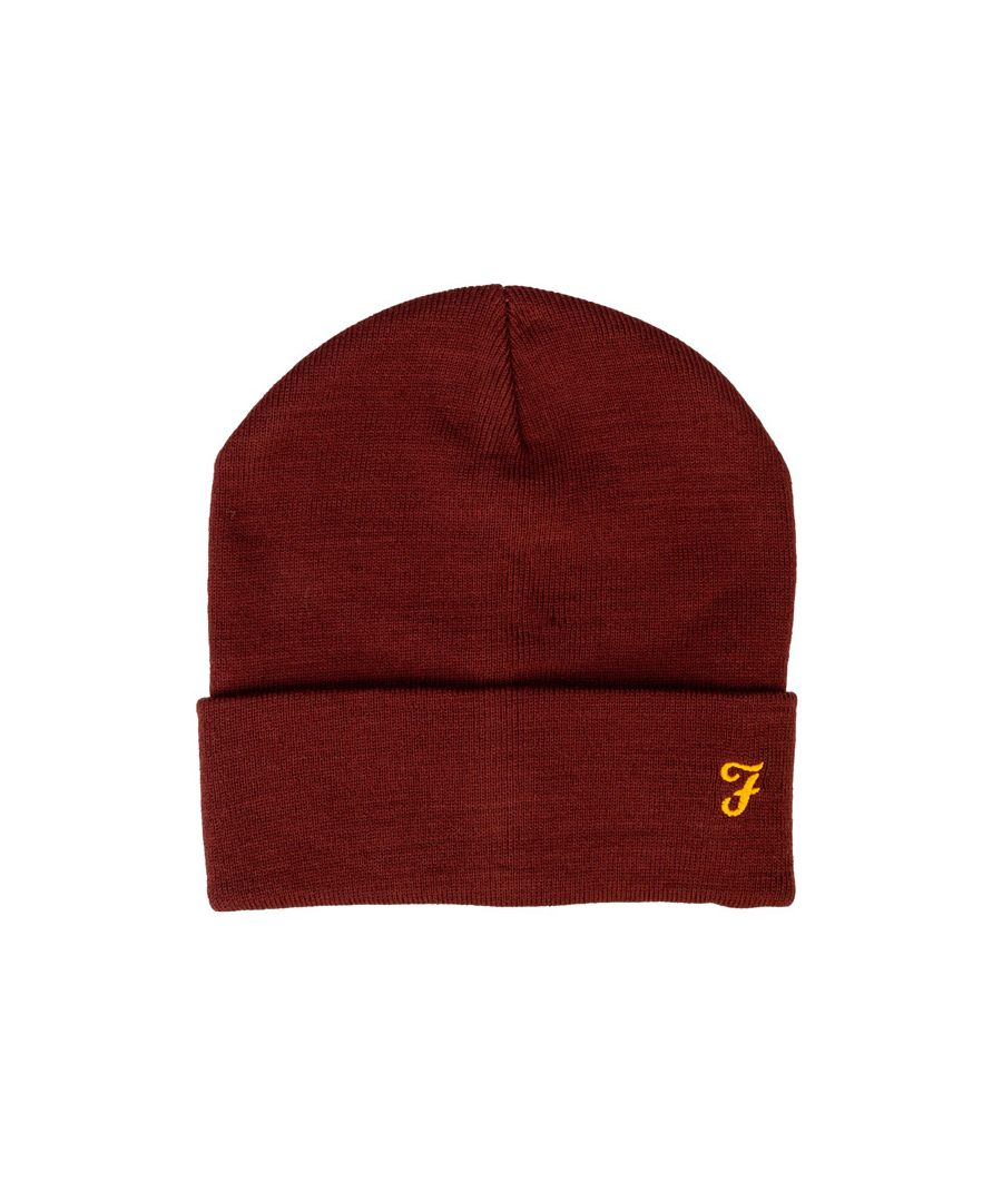 Image for Accessories Farah Denali Beanie in Port