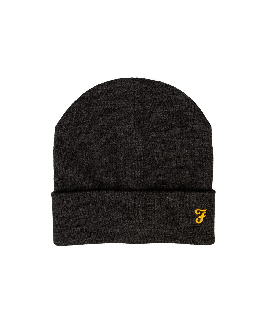 Image for Accessories Farah Denali Beanie in Charcoal