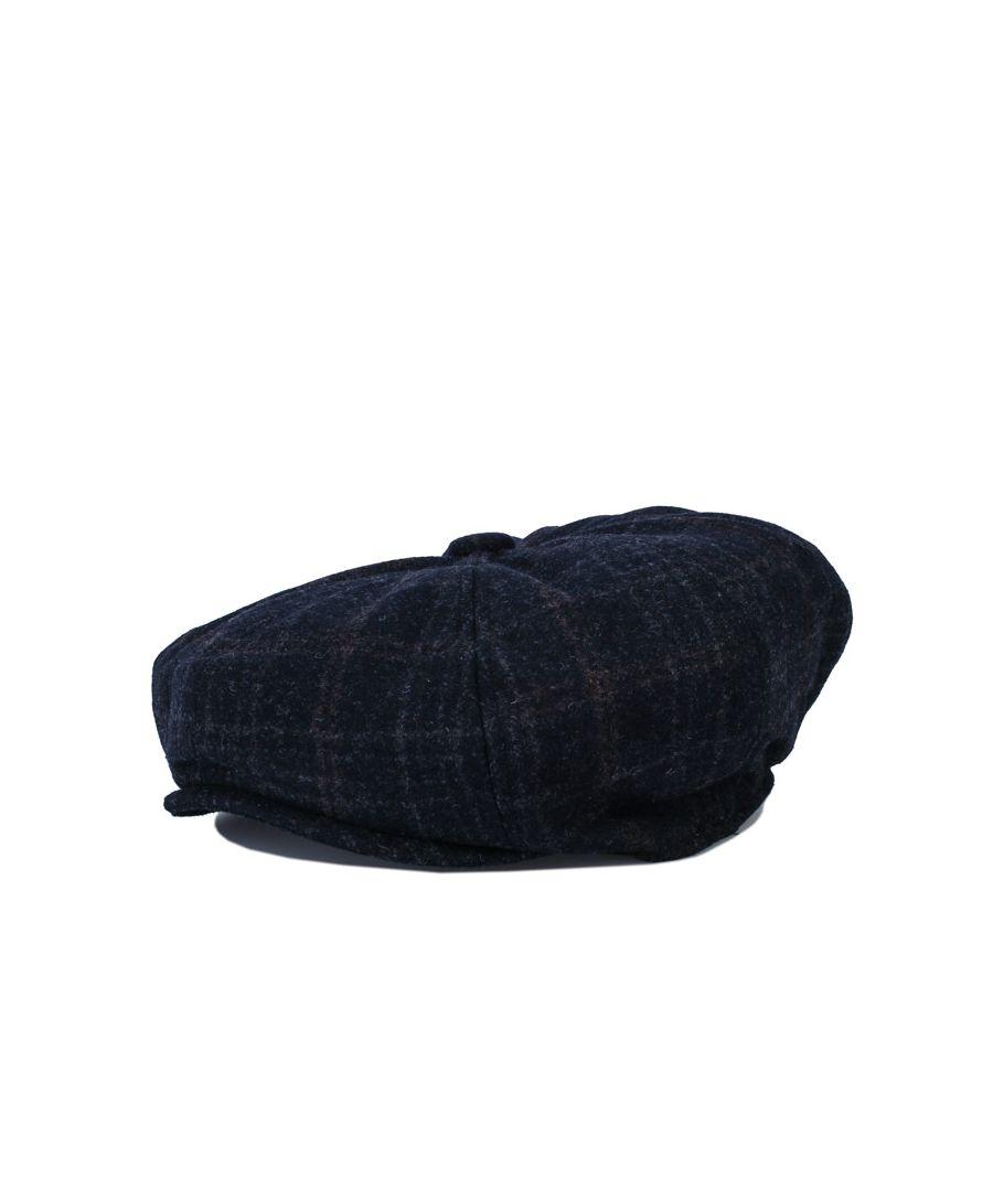 Image for Accessories Farah Peakys Flat Cap in Black