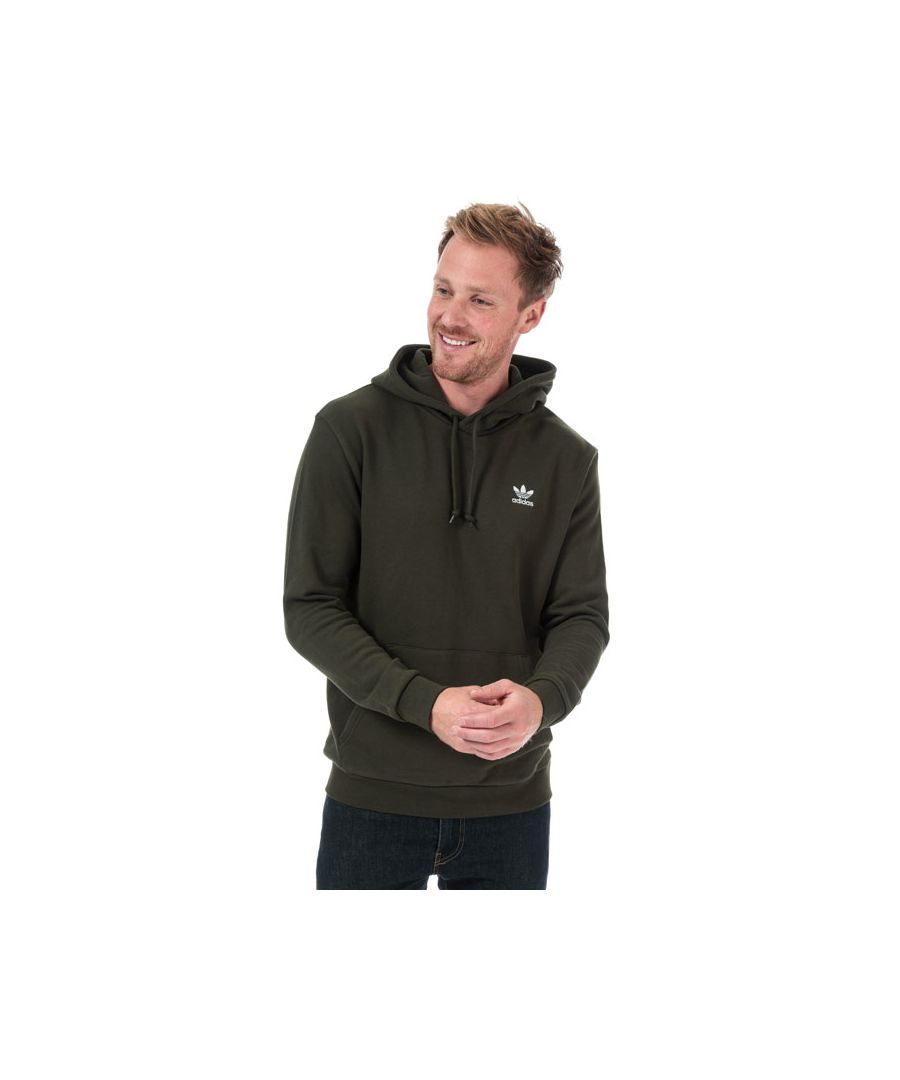 Image for Men's adidas Originals Essential Hoody in Green