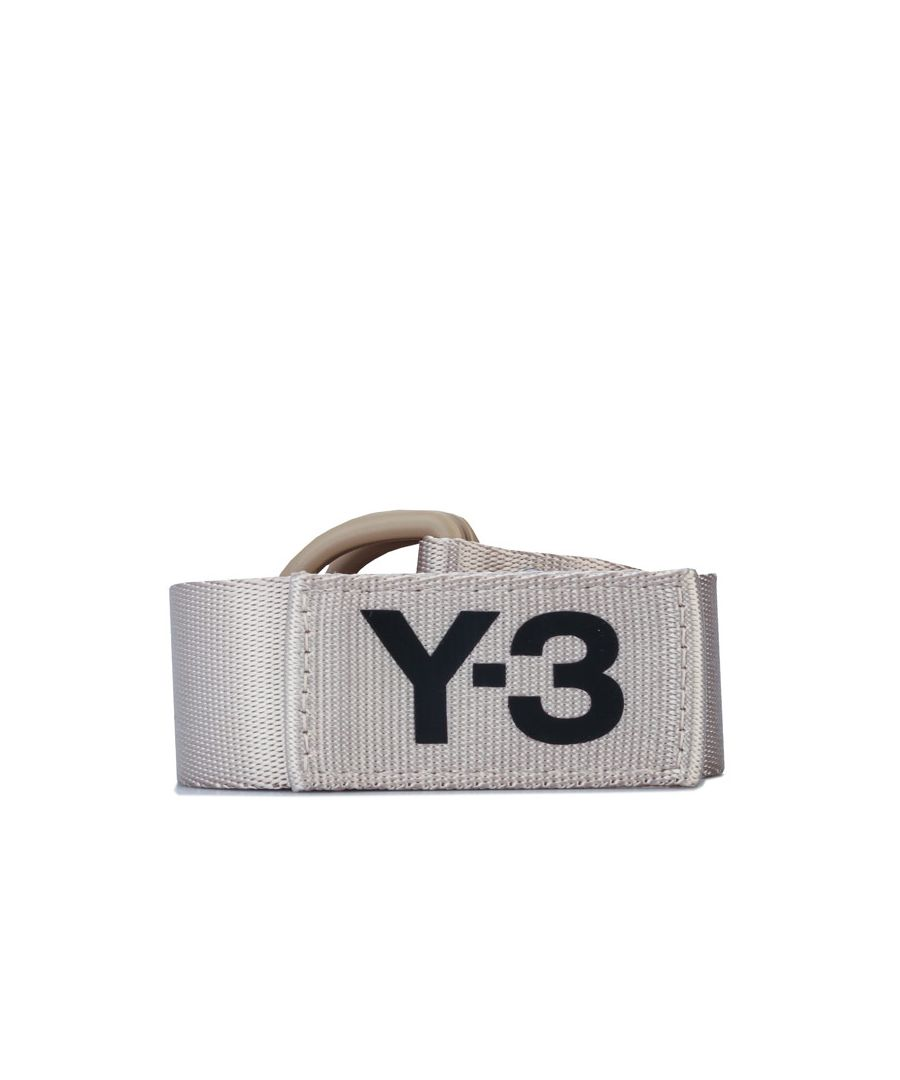 Image for Accessories Y-3 Buckle Belt in Black