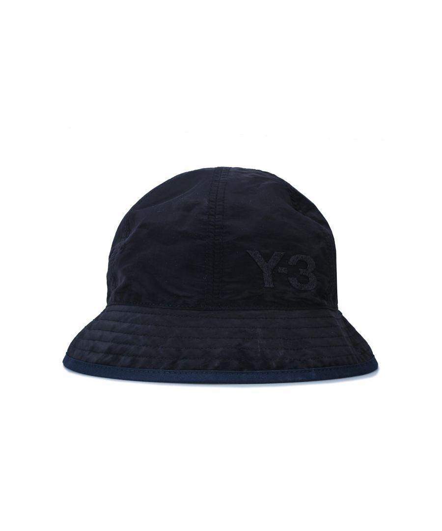 Image for Accessories Y-3 Revese Bucket Hat in Black