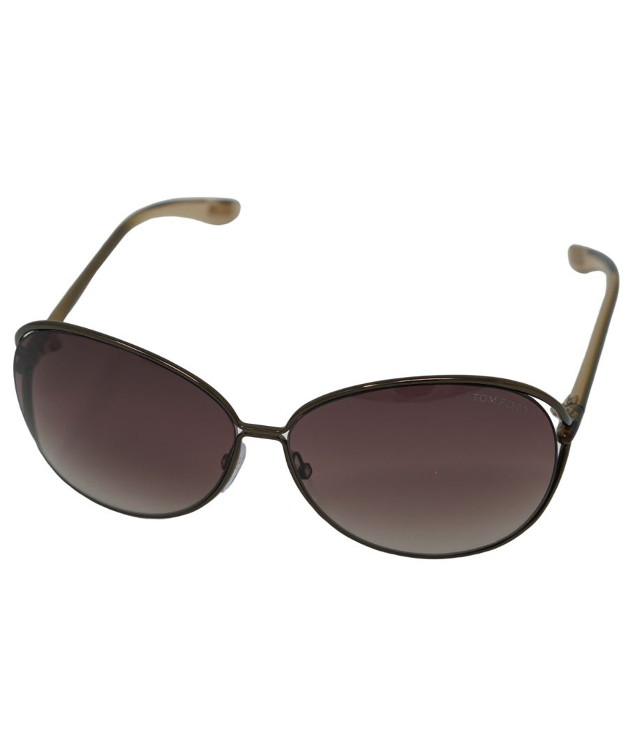 Image for Tom Ford Clemence Sunglasses FT0158 36F