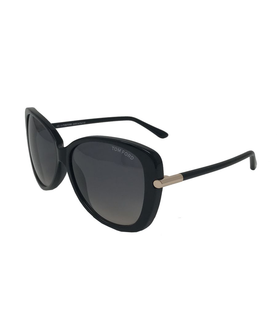 Image for Tom Ford FT0324 Linda 01B Sunglasses