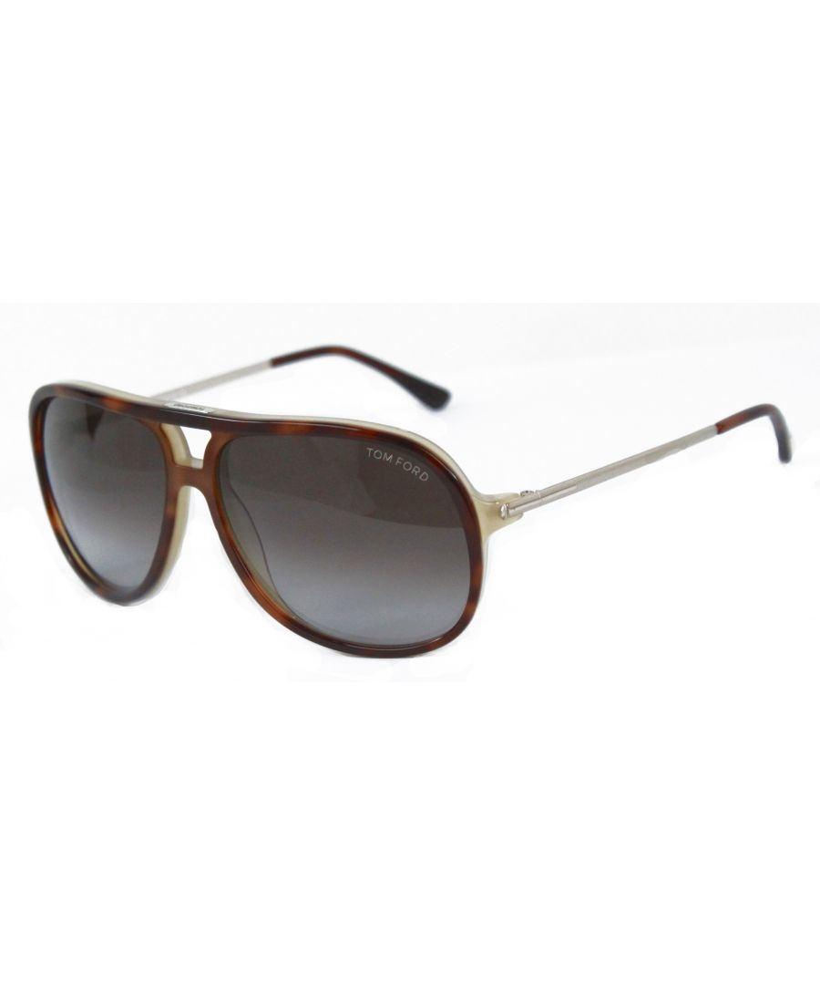 Image for Tom Ford FT0333 Damian 56J Sunglasses
