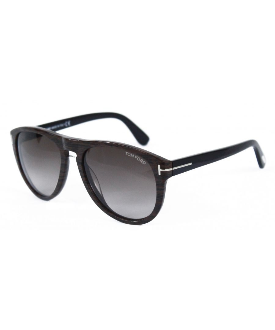 Image for Tom Ford FT0347 Kurt 05K Sunglasses