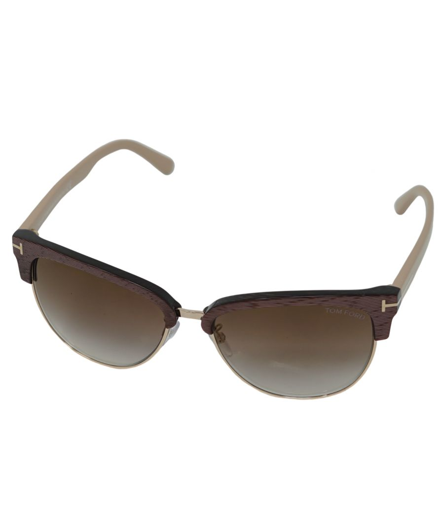 Image for Tom Ford Fany Womens Sunglasses FT0368 50G