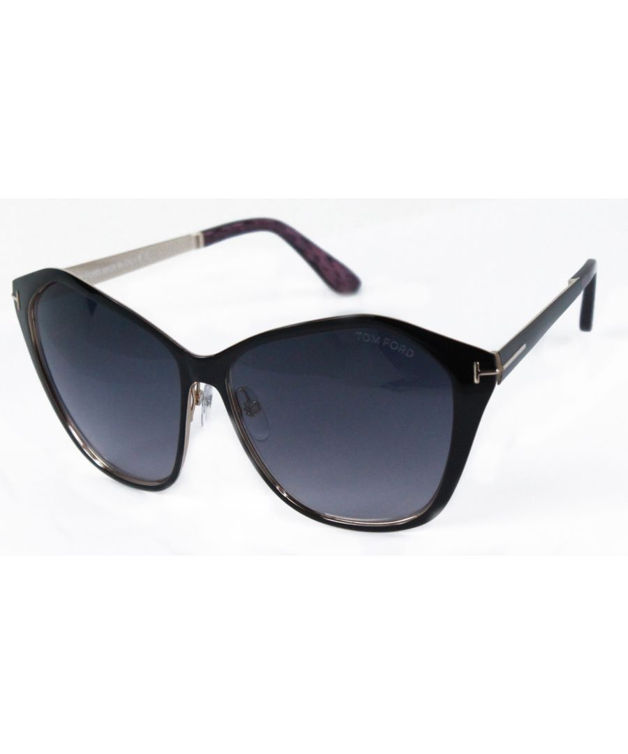 Image for Tom Ford FT0391 Lena 05B Sunglasses
