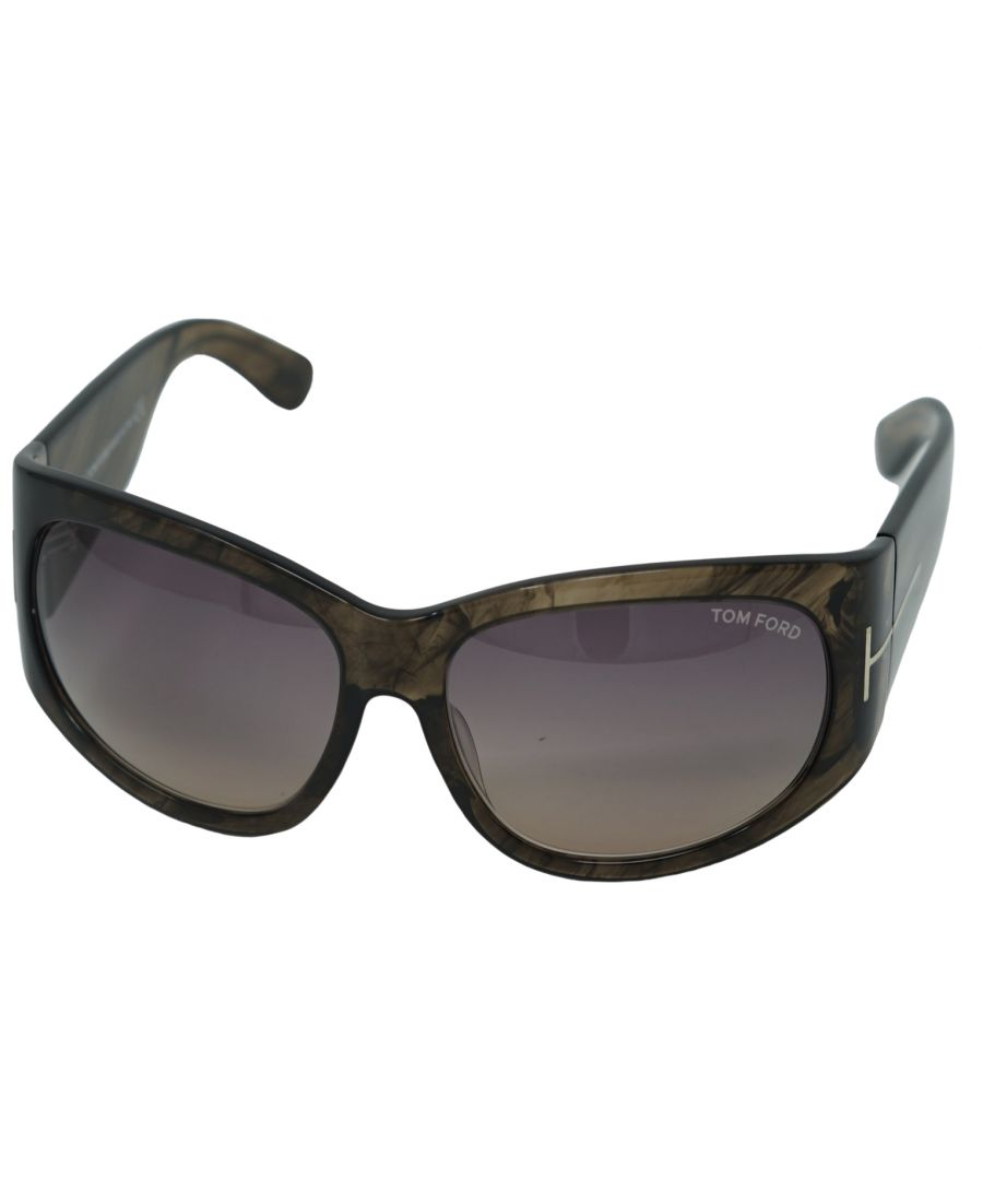 Image for Tom Ford Felicity Sunglasses FT0404 50B