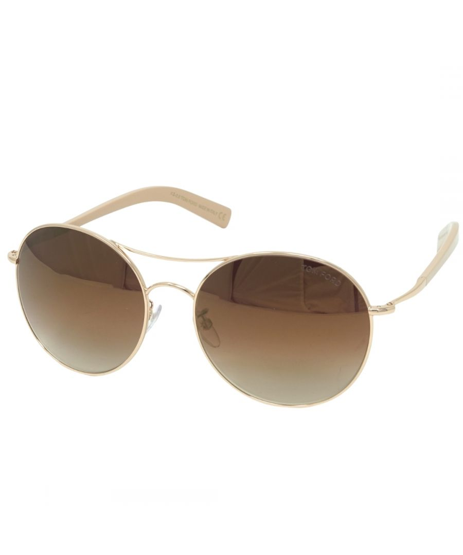 Image for Tom Ford FT0409-D 28G Asian Fit Sunglasses