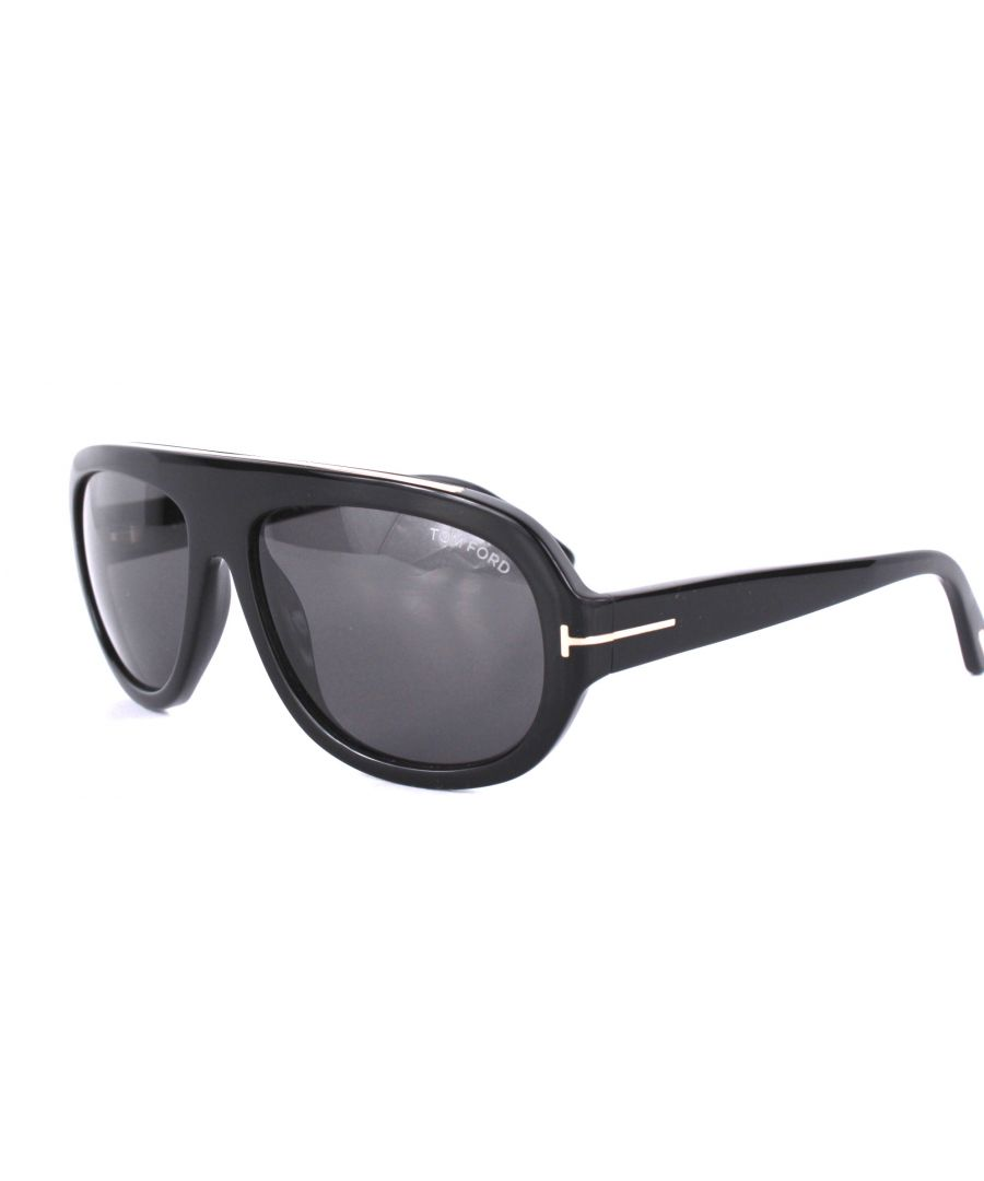 Image for Tom Ford FT0444 Hugo 01A Sunglasses