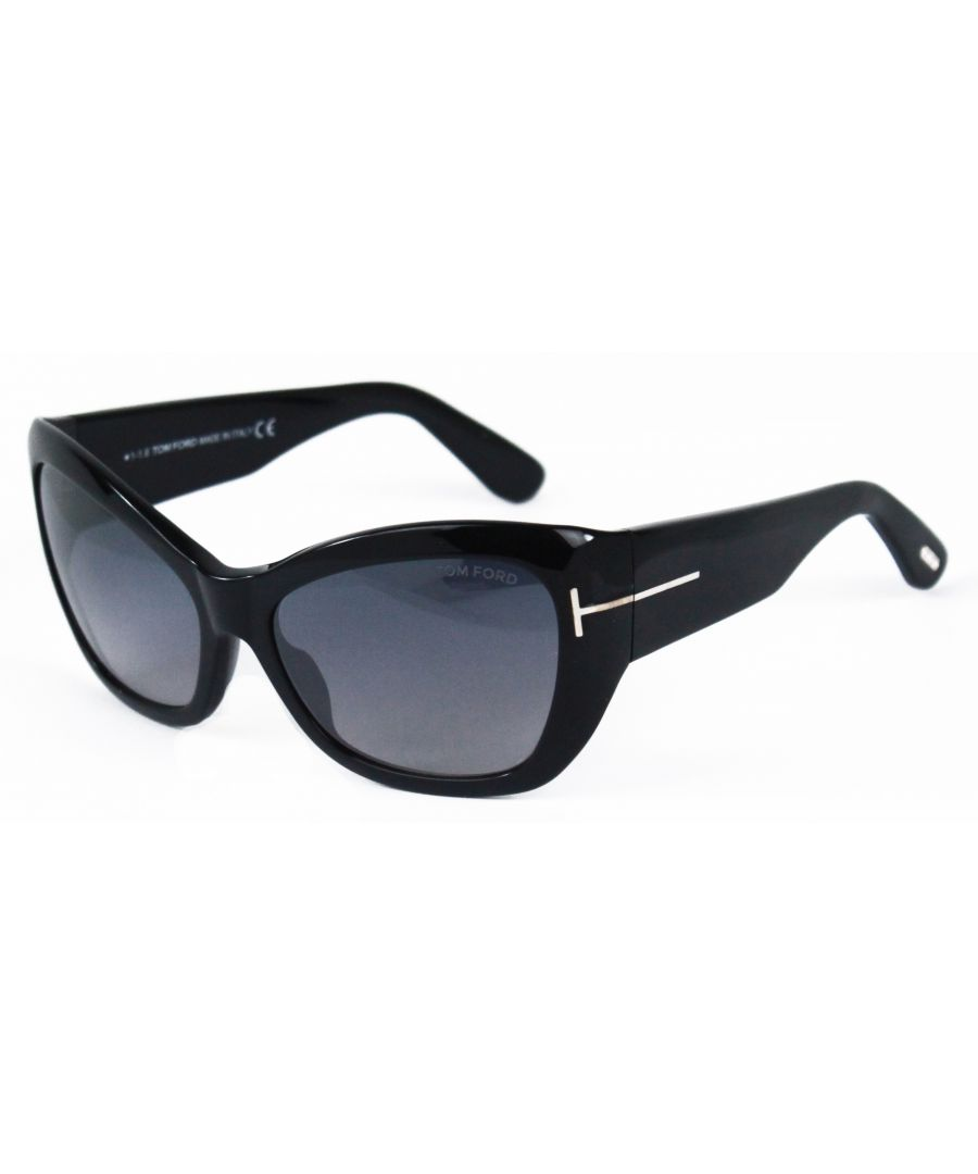 Image for Tom Ford FT0460 Corinne 01C Sunglasses
