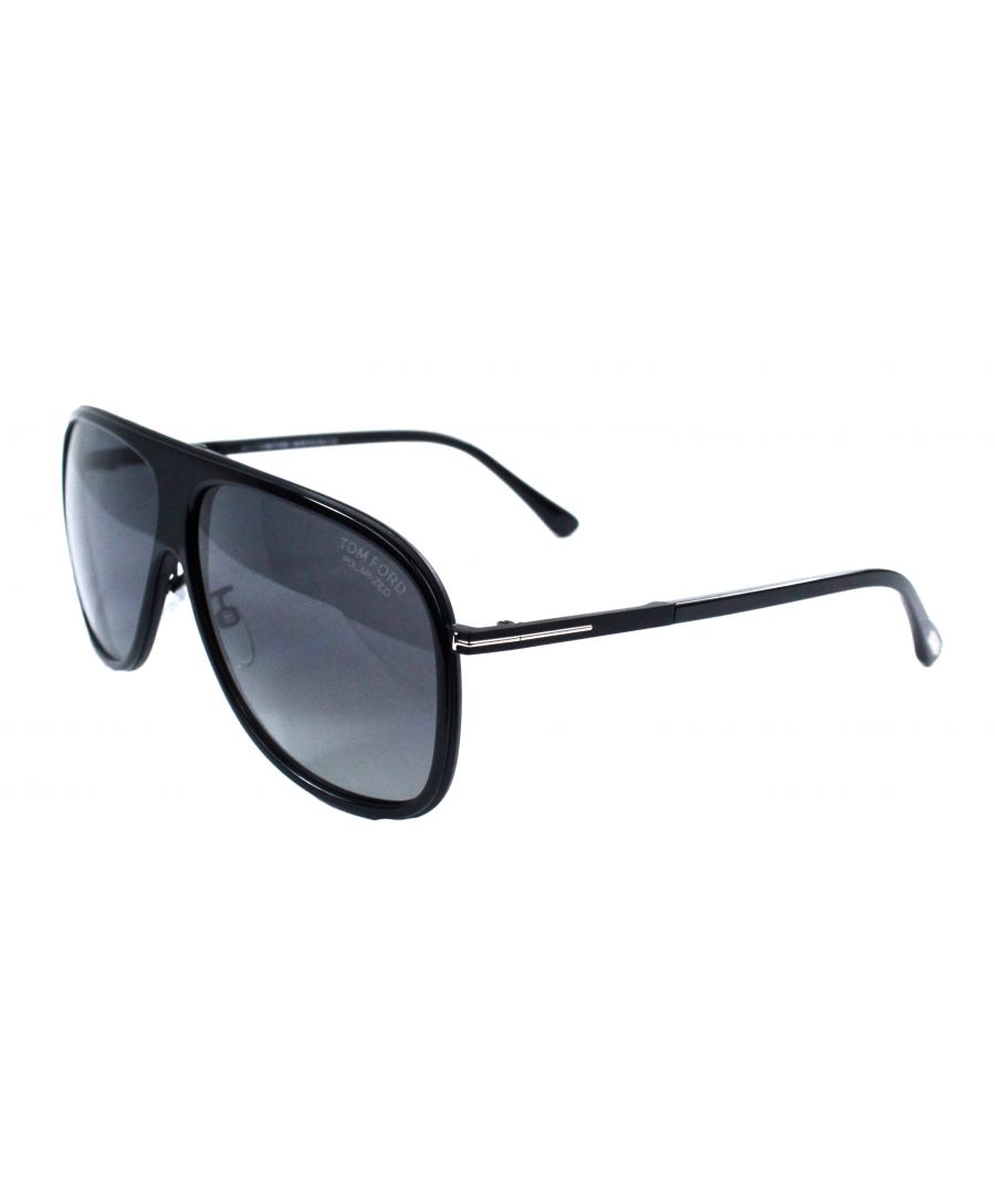 Image for Tom Ford FT0462-F Chris 01D Sunglasses