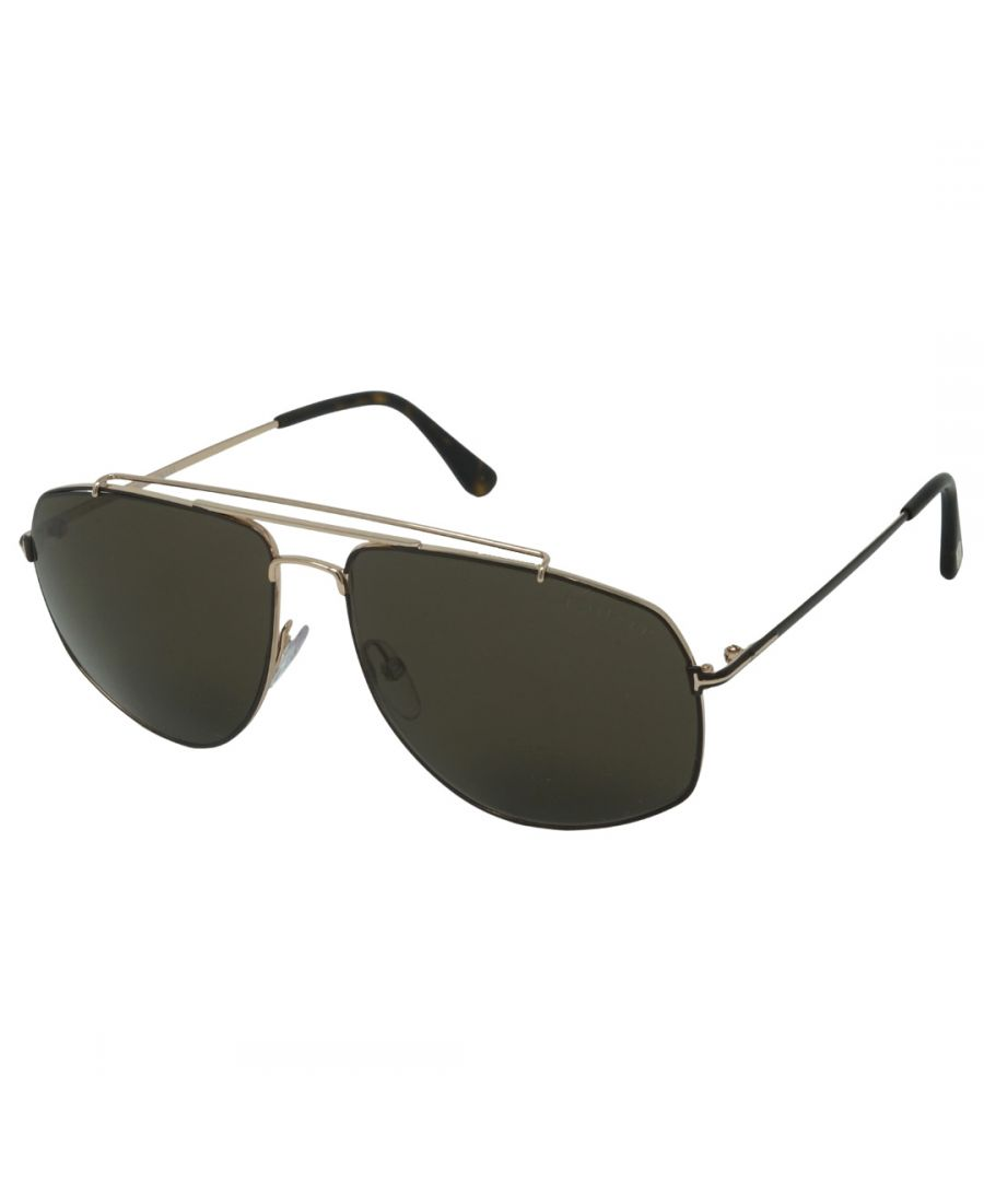 Image for Tom Ford Georges FT0496 28J Sunglasses