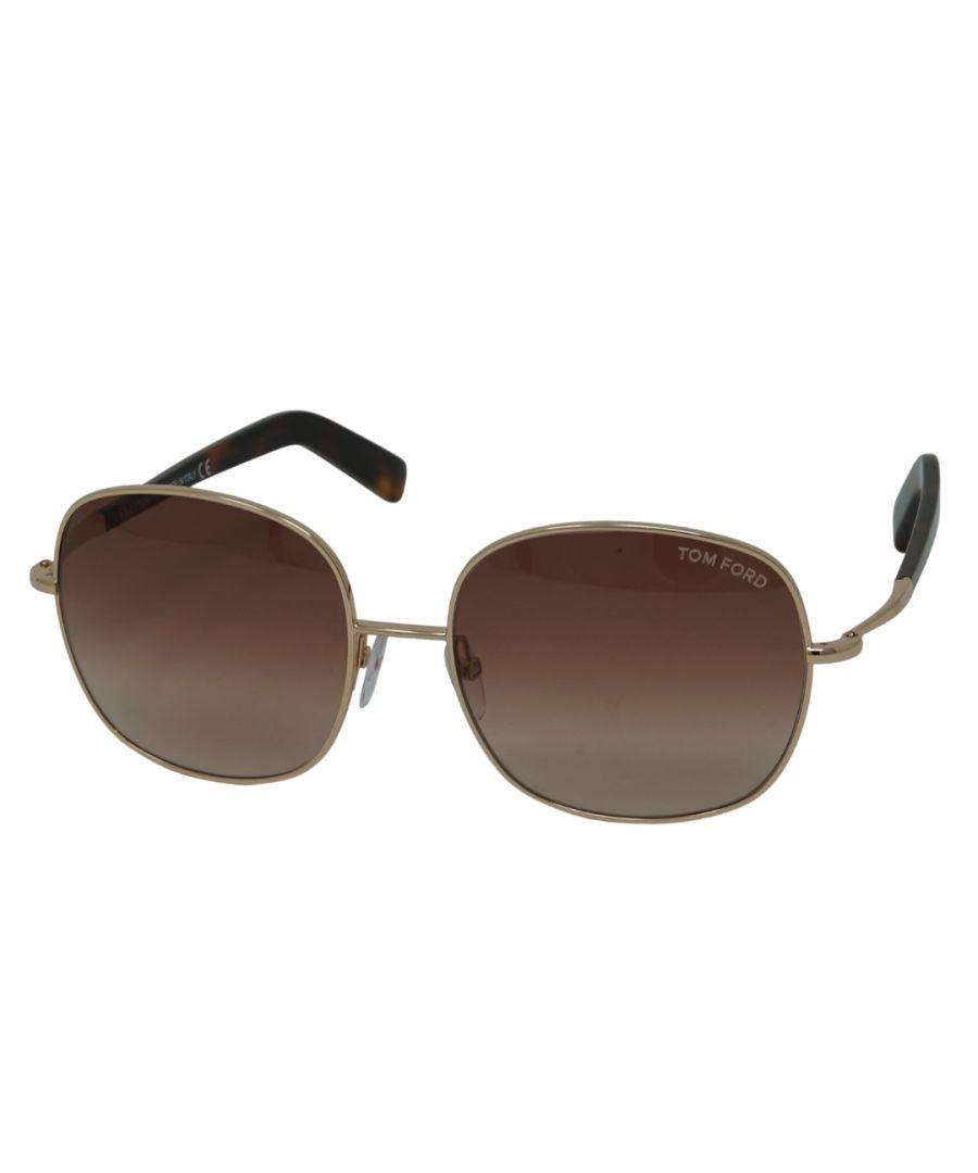 Image for Tom Ford Georgina FT0499 28F Sunglasses