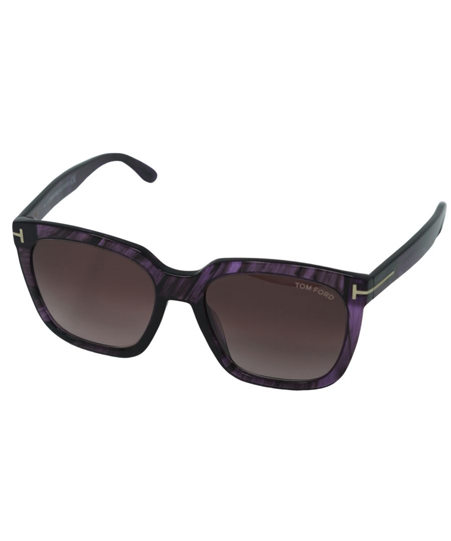 Image for Tom Ford Amarra Sunglasses FT0502 83T