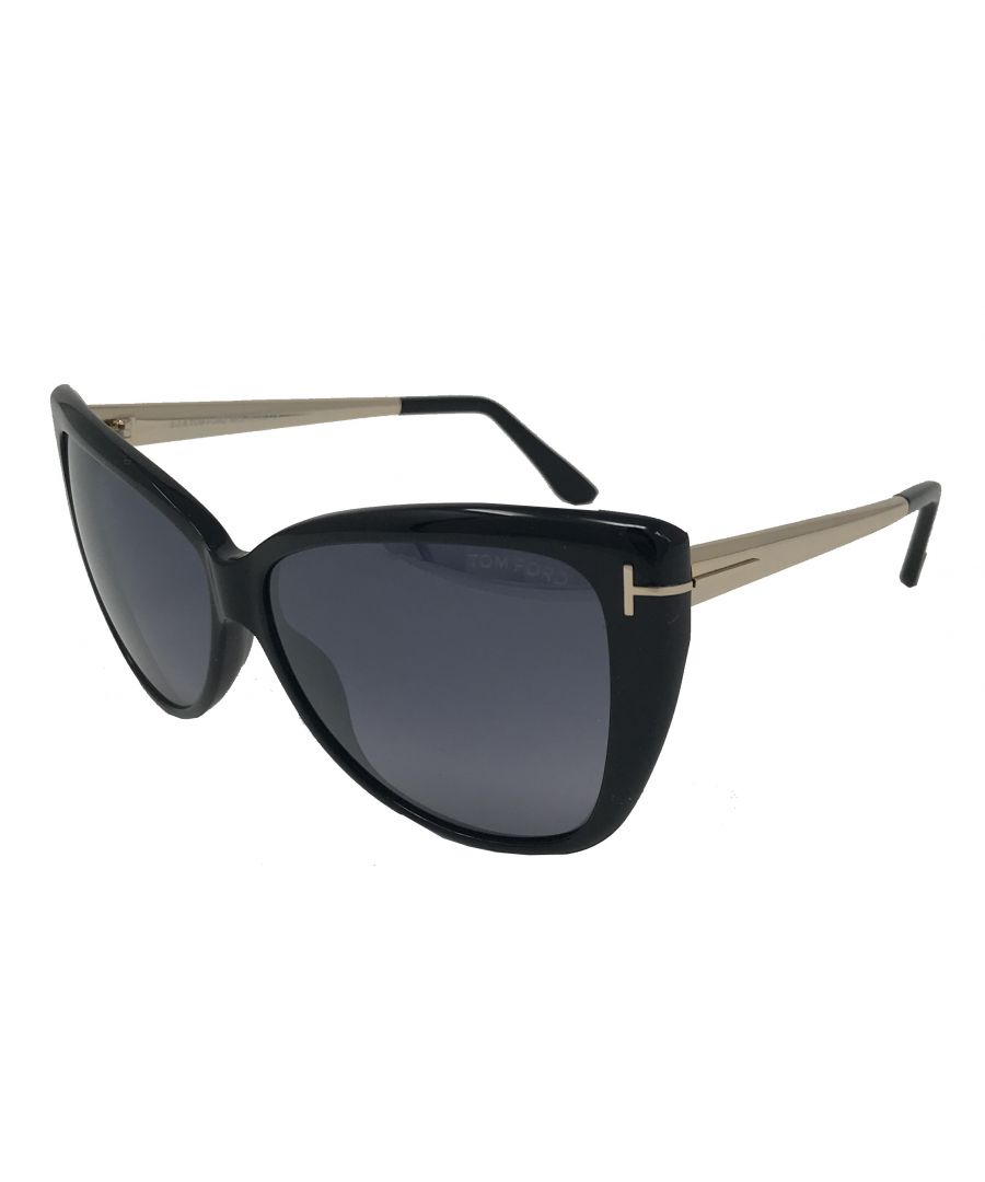 Image for Tom Ford FT0512 Revevka 01C Sunglasses