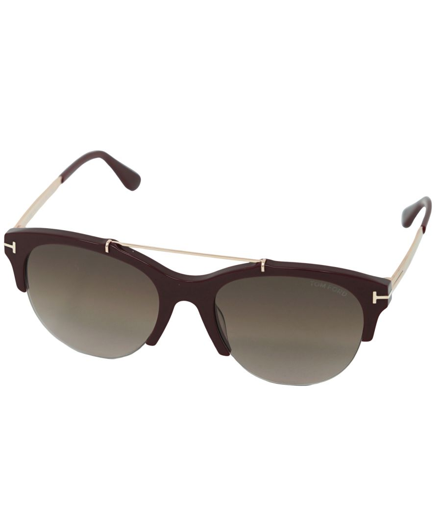 Image for Tom Ford Adrenne Sunglasses FT0517 69T
