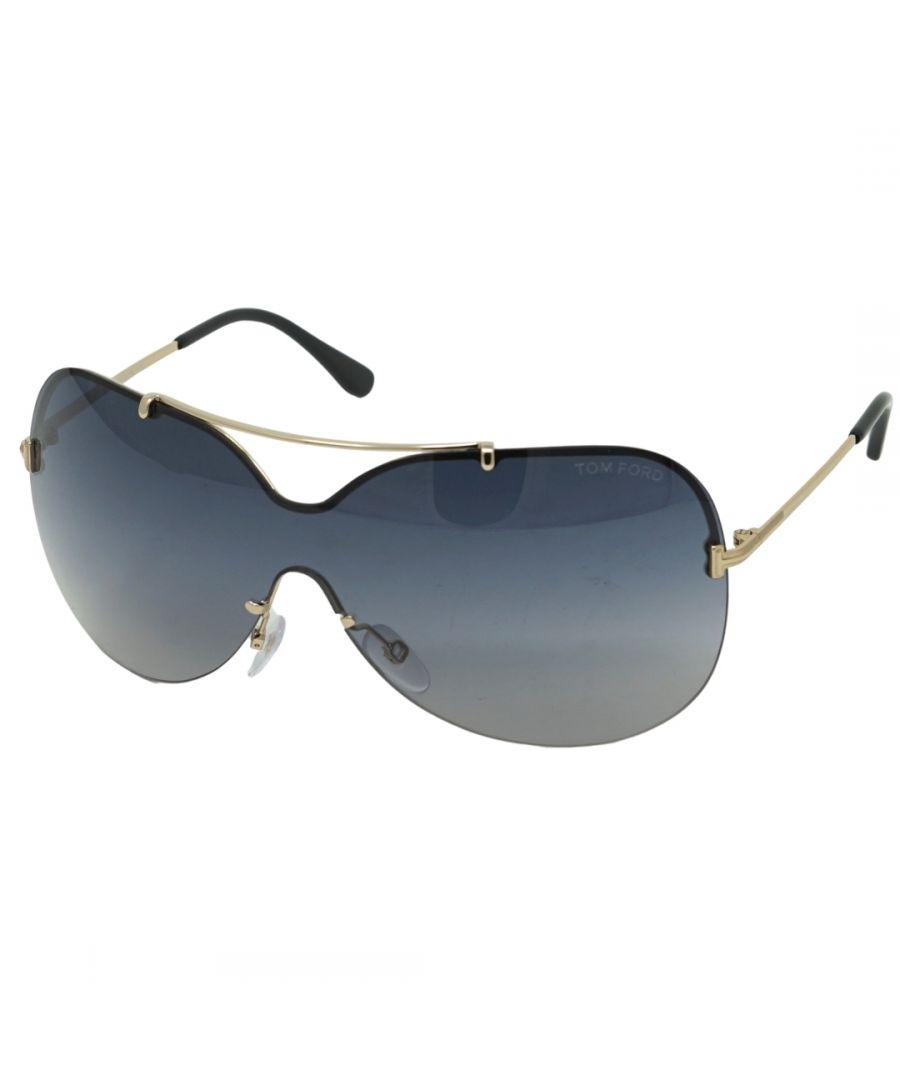Image for Tom Ford FT0519 28B Ondria Sunglasses