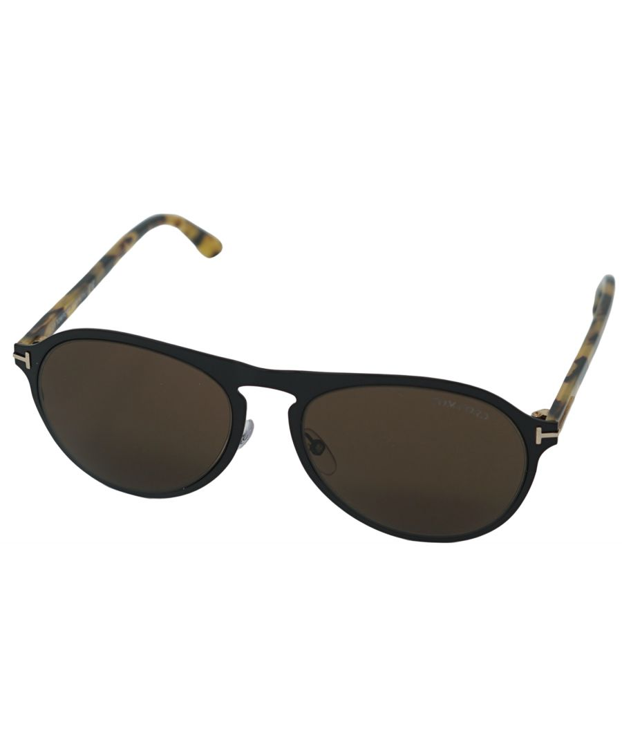 Image for Tom Ford Bradburry Sunglasses FT0525 01E