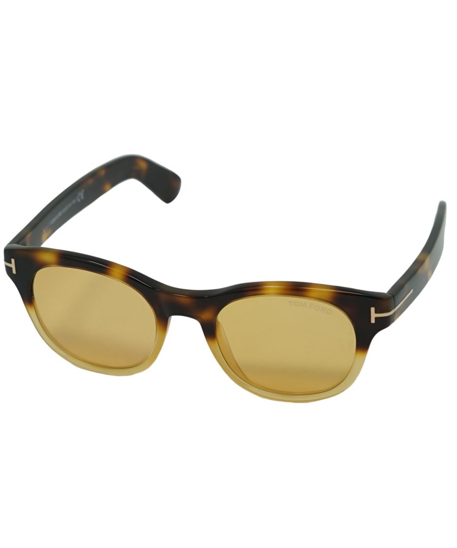 Image for Tom Ford Fisher Sunglasses FT0531 55E