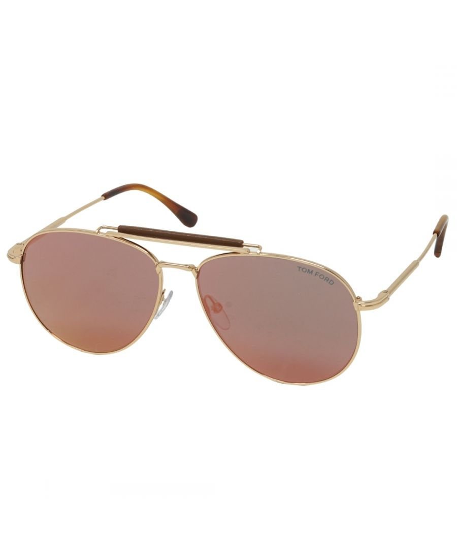 Image for Tom Ford FT0536 28Z Sean Sunglasses