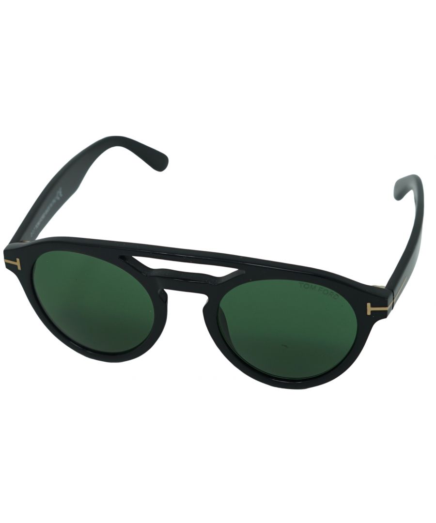 Image for Tom Ford Clint Sunglasses FT0537 01N