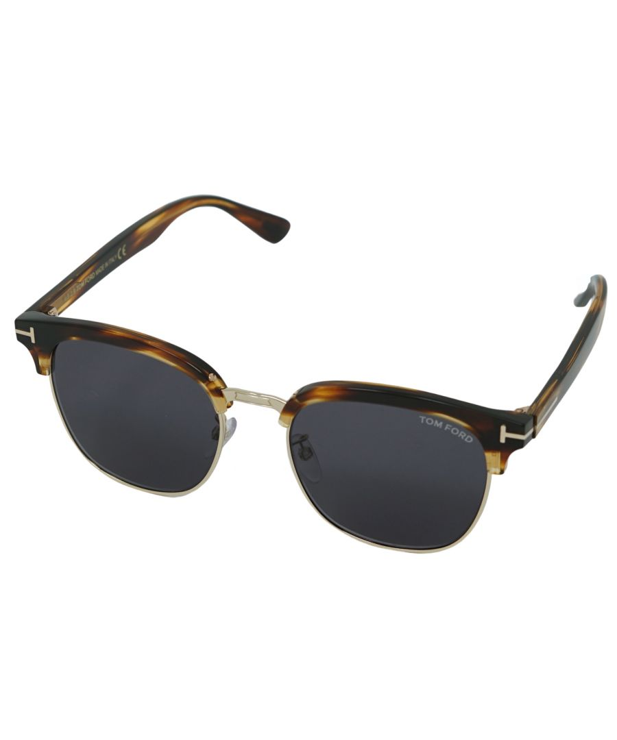 Image for Tom Ford Asian Fit Sunglasses FT0544-K 50A