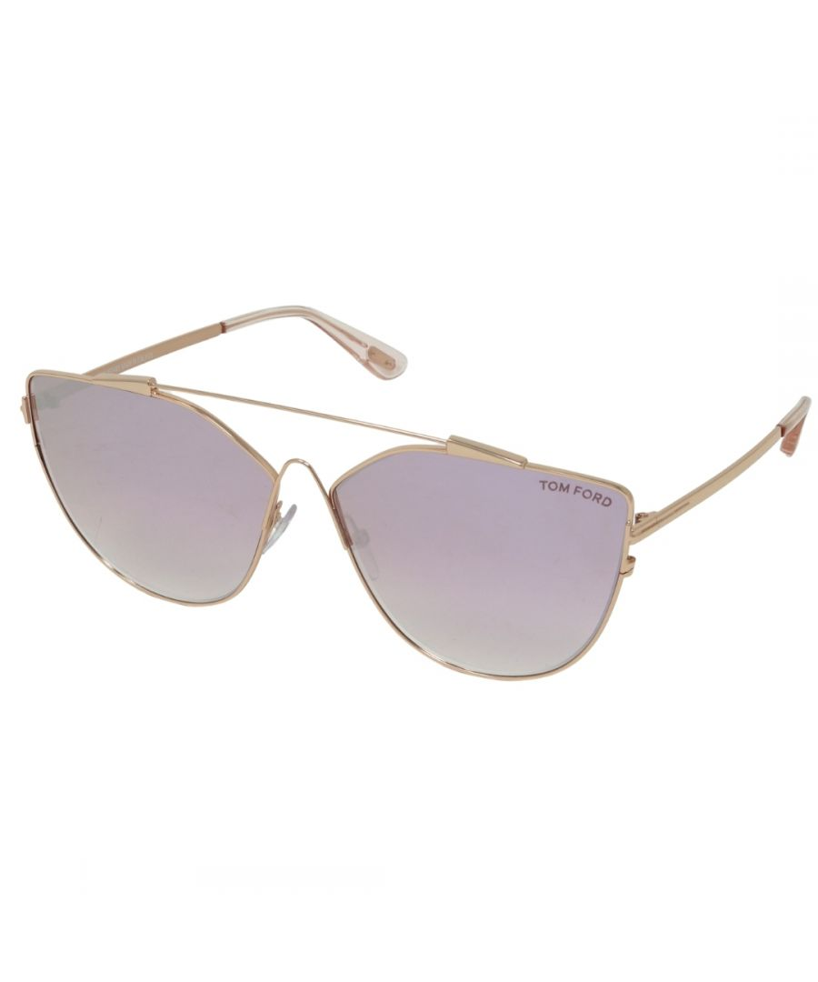 Image for Tom Ford FT0563 33Z Jacquelyn-02 Sunglasses