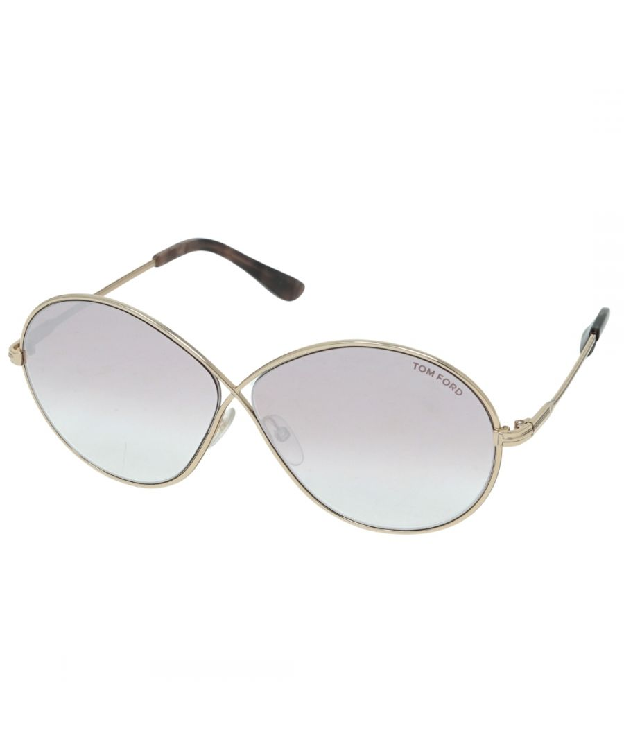 Image for Tom Ford FT0564 28Z Rania-02 Sunglasses