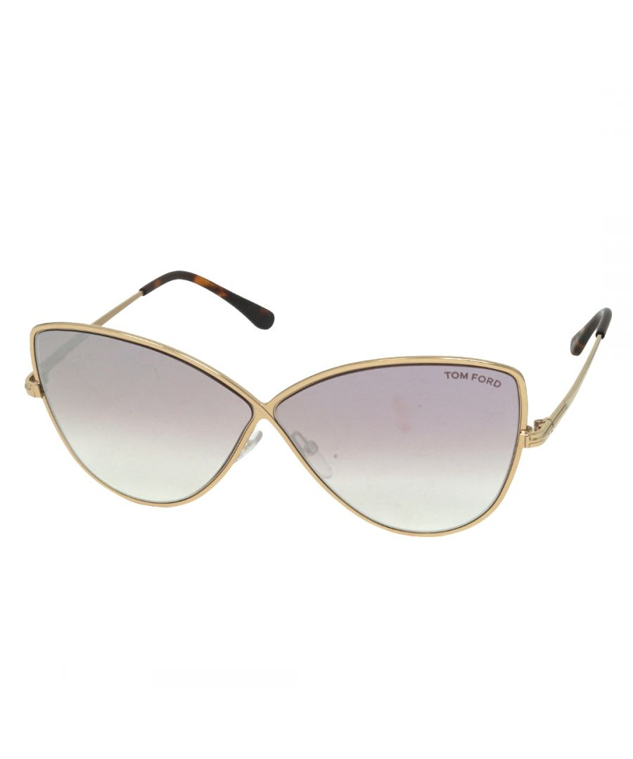 Image for Tom Ford Elise-02 FT0569 28Z Sunglasses