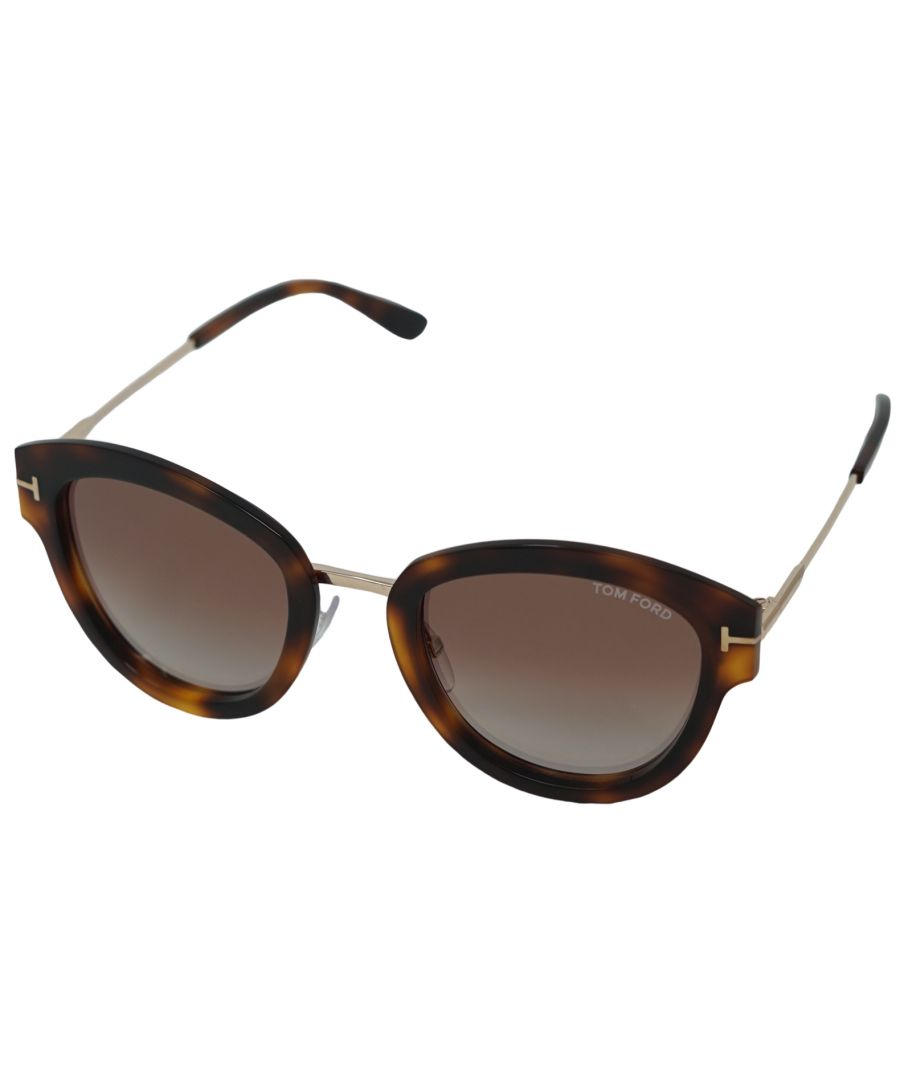 Image for Tom Ford Mia Sunglasses FT0574 52G