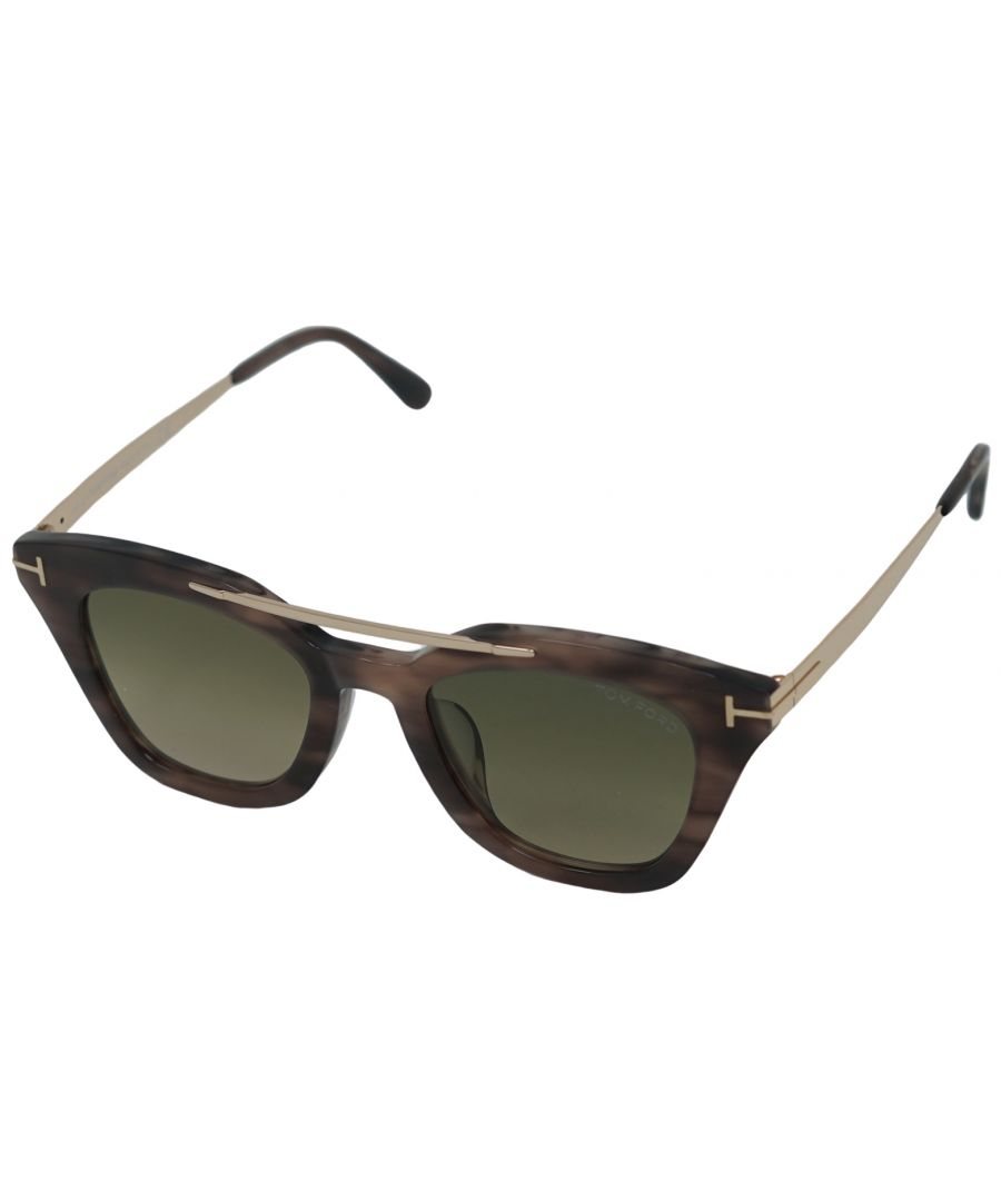Image for Tom Ford Anna Sunglasses FT0575-F 55K