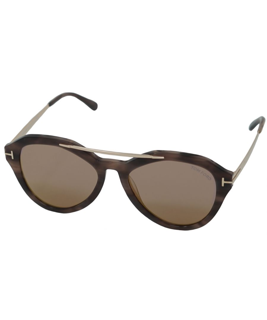 Image for Tom Ford Lisa Sunglasses FT0576 55Z
