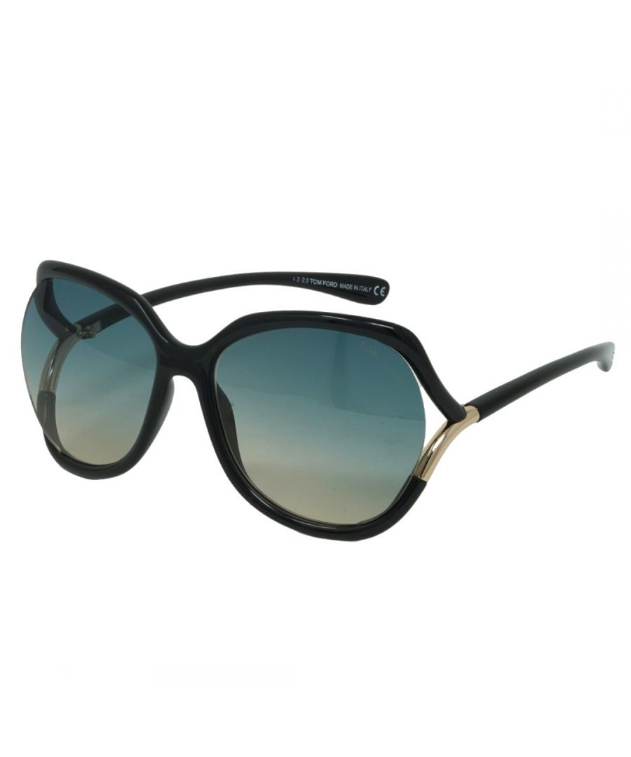 Image for Tom Ford Anouk-02 FT0578 01W Sunglasses