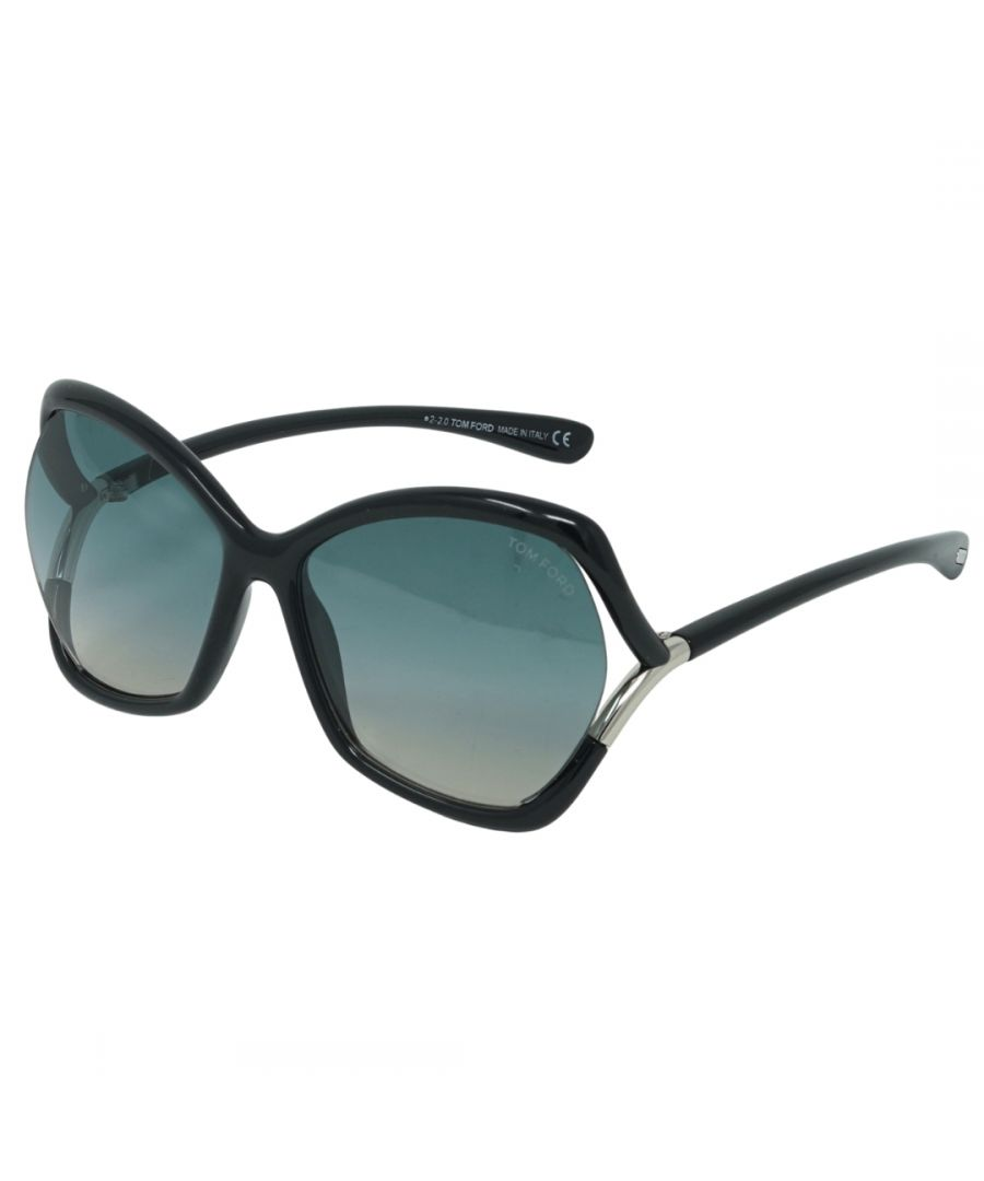 Image for Tom Ford FT0579 01B Astrid-02 Sunglasses